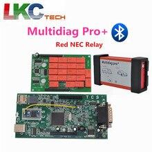Multidiag Pro+ OBDIICAT-CDP,1 с Keygen Red NEC Реле Multidiag Pro+ автоматический диагностический сканер Инструменты