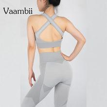 Женский спортивный костюм для фитнеса йоги тренажерного зала
