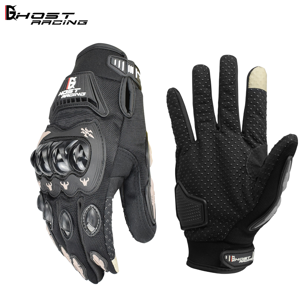 DealΦMotorcycle-Gloves Racing with Touch-Screen Equipped Mountain-Bike Breathable Fall-Proof