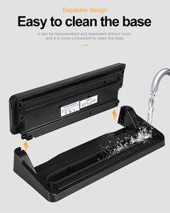 Image 4 - 주방 진공 음식 씰러 10PCS 음식 인감 가방 자동 전기 음식 진공 실러 포장 기계 220V 110V