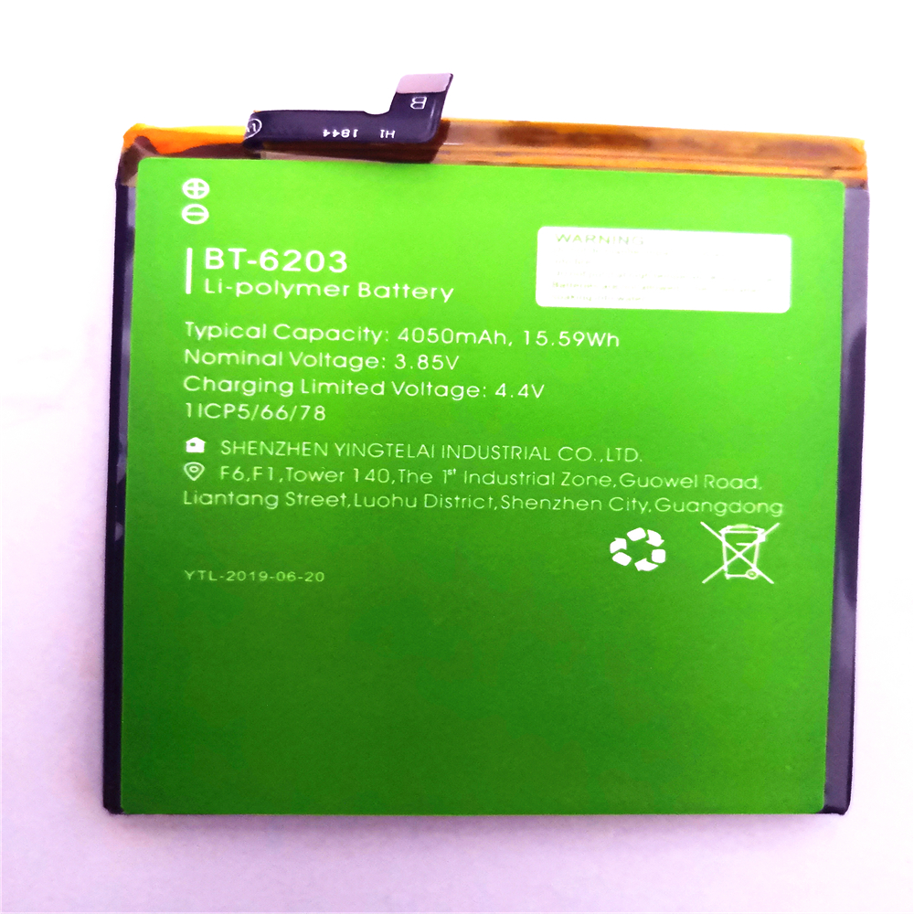 For LEAGOO S10 Bttery 4050mAh Hight Quality Mobile Phone Replacement Batteria BT-6203 For LEAGOO S10 With Repair Tools For Gift