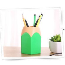 office accessories pen holder pen organizer pencil holder Container Stationery Desk Organizer Tidy Container office organizer desk supplies organizer caddy multi function mesh oval pencil cups pen holder container box