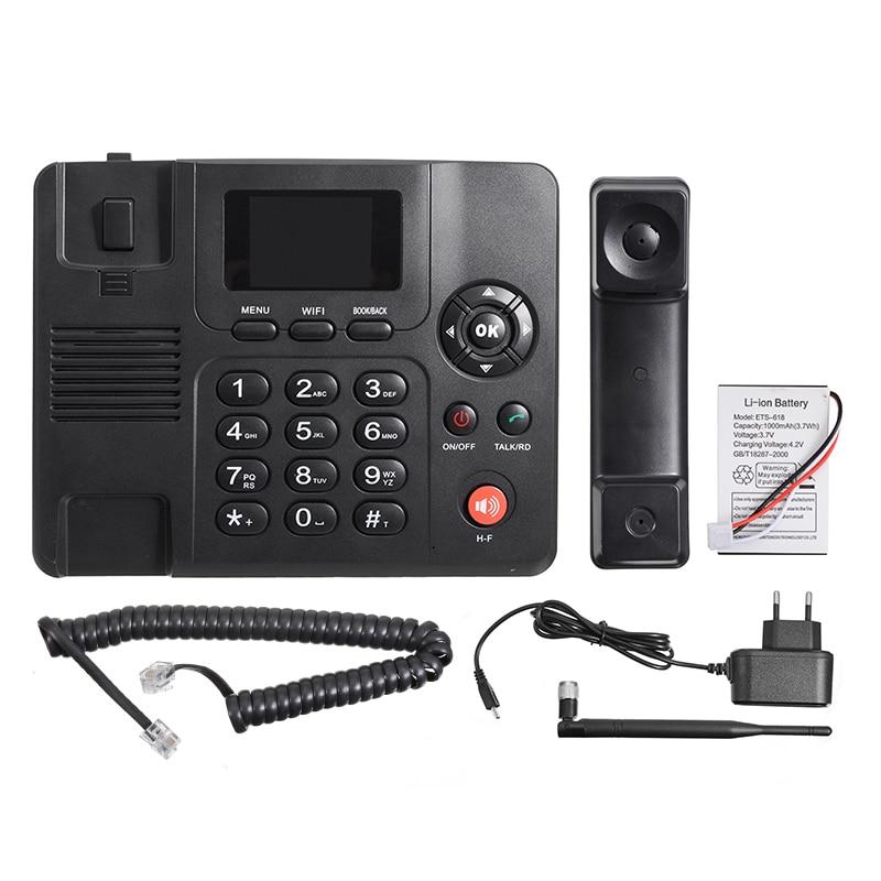 Big SaleßTelephone Support Fixed WIFI Wireless-Card Handfree 4G with Sharing Landline┘