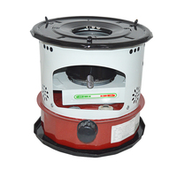 Kerosene stove heater indoor household cooking stove Outdoor camping cookware heating machine 1pc