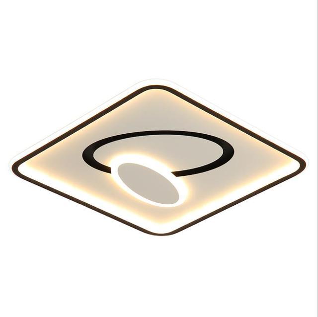 новинка 2020 потолочный светильник для спальни теплый индивидуальный фотография