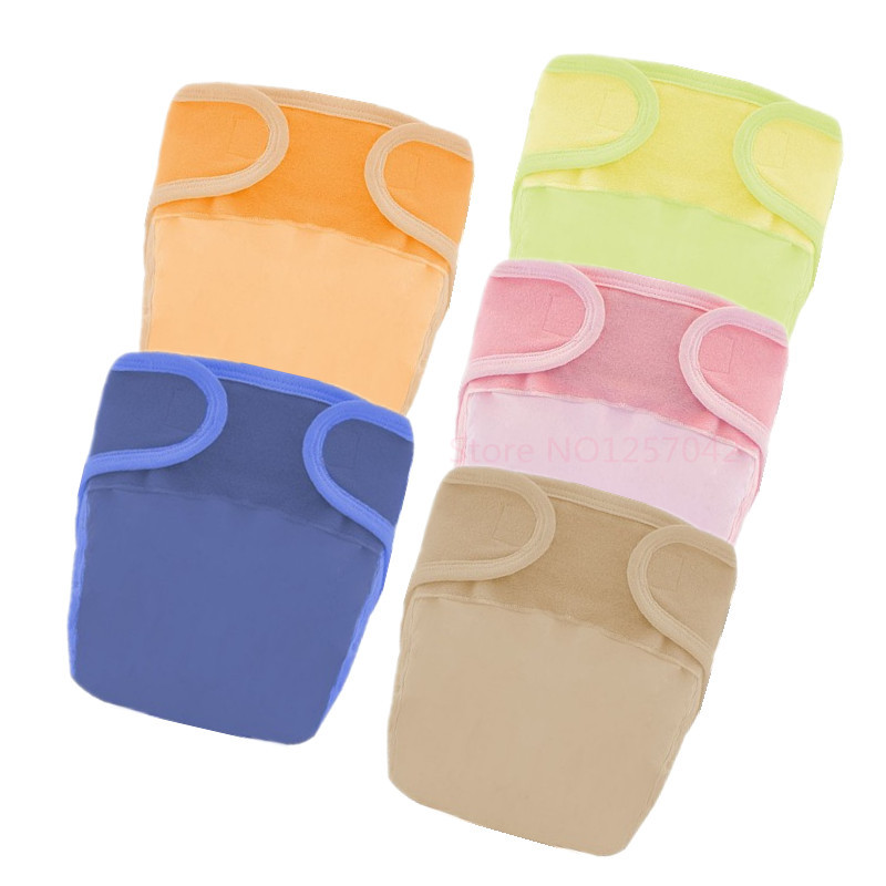 New Baby Washable Cloth Diaper Pocket Waterproof Baby Diapers Reusable Cloth Nappy Cover Breathable