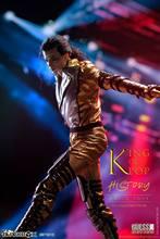 Blackbox BBT9019 1/6 Koning Van Pop De Geschiedenis World Tour Jack 12 ''Volledige Set Action Figure Pre-Sale
