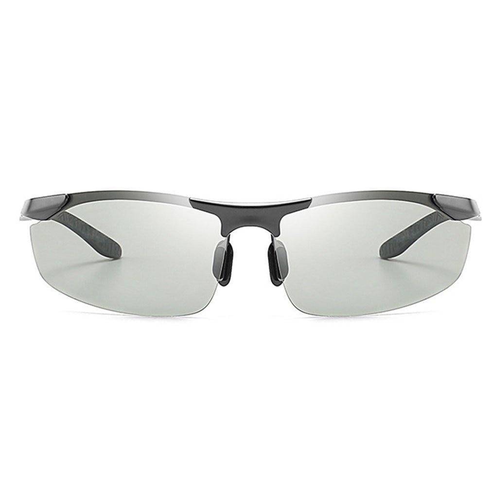 Ciclismo óculos de sol neutros photochromic óculos