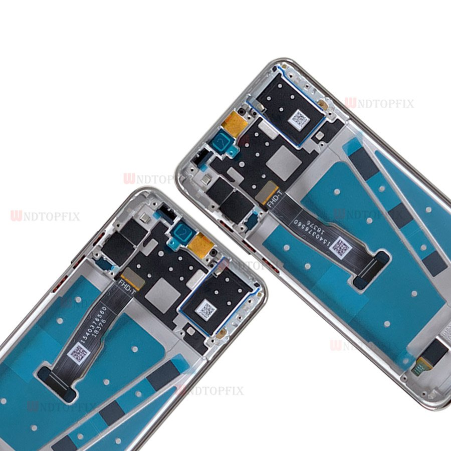 Image 5 - 100% Tested LCD For HUAWEI P30 Lite LCD Display Touch Screen with  Frame For Huawei P30 Lite Nova 4E LCD Display MAR LX1M LX2Mobile Phone  LCD Screens