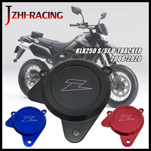 FOR KAWASAKI KLX 250 KLX250 KLX250S KLX250SF D TRACKER 2006 2020 Motorcycle Accessories CNC Motor cover