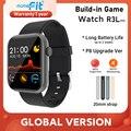 Оригинальный P9 Смарт-часы R3L мужские и женские Smartwatch полный сенсорный экран фитнес трекер монитор сердечного ритма во время сна Смарт-часы д...