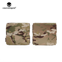все цены на emersongear Emerson Plate Side Pouch Protective Pouch Set 2 Pieces For SS Vest Plate Carrier онлайн