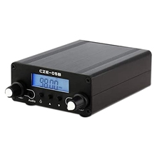 Broadcast-Station Radio 76mhz-108mhz Campus-Amplifier LCD Eu-Plug Stereo-Fm-Transmitter
