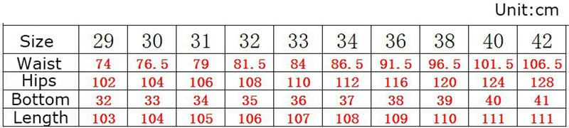 Fashion Men`s Motorbike Motorcycle Jeans Denim Trousers Cool Teens Youth Boys Washed Holes Pleated Male Straight Pants 29-42 (1)