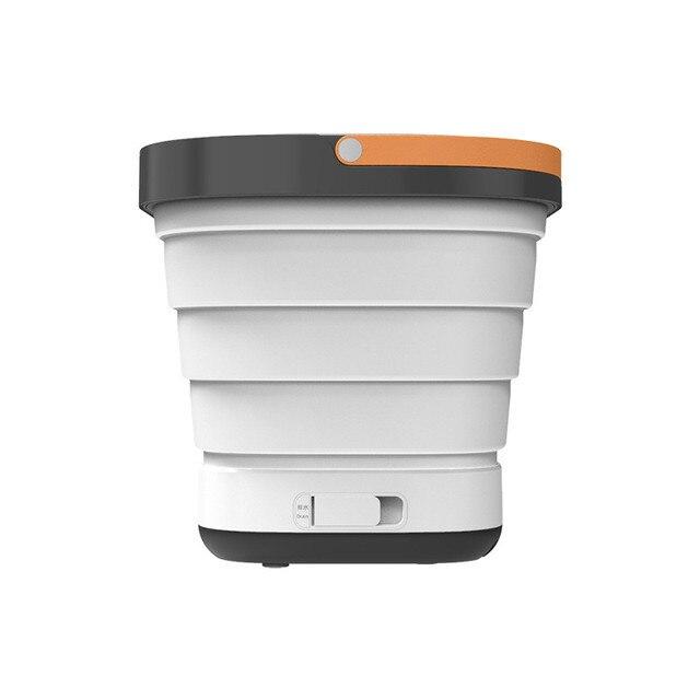 Moyu pliant Mini lave linge Portable Compact blanchisserie d shydrat lave linge pour les affaires voyage