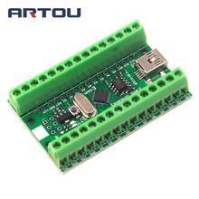 CH340G CH340 Nano V3.0 ATMEGA328P Terminal Module Expansion Board Microcontroller Micro USB for Arduino UART uno r3 ch340g ch340 development board mega328p atmega328 atmega328p 16au module for arduino micro usb diy electronic
