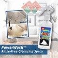 Многоцелевого использования промыть-Бесплатная губка PowerWash™Очищающий распылитель для туалета мыльницы без полоскания очищающее средство...