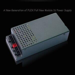 Image 2 - חדש PSU עבור רויאל אגדה 80 בתוספת זהב ITX להגמיש NAS קטן 1U T39 LOLI R47 M41 K39 מדורג 500W שיא 650W כוח אספקת HJ 650WA