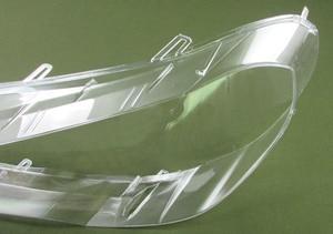 Image 3 - For BMW X5 E70 E71 2007 2008 2009 2010 2011 2012 2013 Headlight Cover Shade Headlamp Shell Lampshade Lens Glass