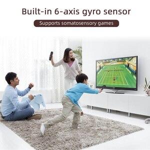 Image 3 - G50S Google Voice Air zdalnego żyroskopu myszy inteligentny Android Tv uniwersalny 2.4G USB bezprzewodowy pilot zdalnego sterowania na podczerwień dla Youtube