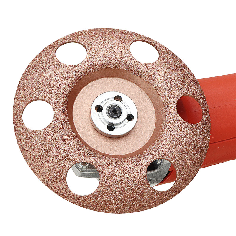 New 125mm See Through Disc Tungsten Carbide Wood Shaping Dish Wood Carving Disc For Angle Grinder