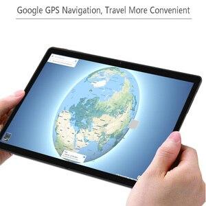Image 3 - Tablette Pc de 10.1 pouces, Android 7.0, Google Play, 3G, appels téléphoniques, double carte SIM, wi fi, GPS, Bluetooth 2,5d, écran en verre trempé