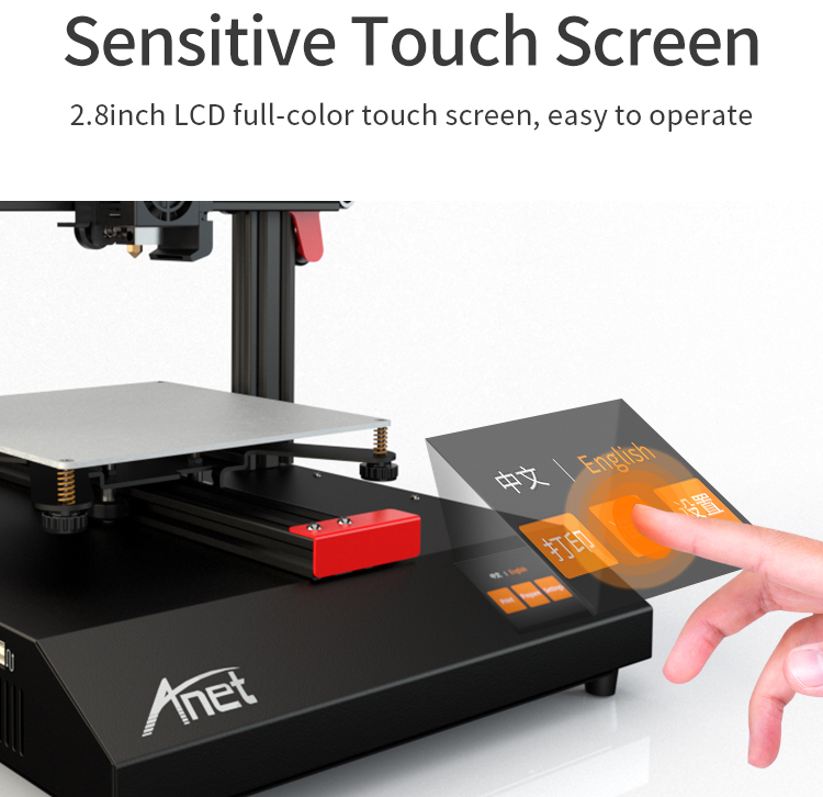Anet ET4 3D Printer (10)
