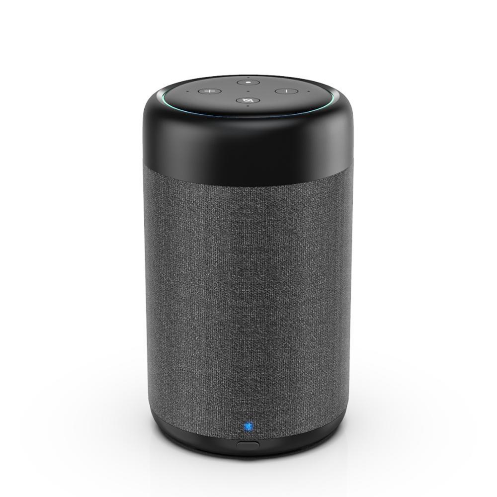 GGMM D7 haut-parleur Portable 5200mAh étui de charge pour Amazon Alexa Echo Dot (3rd Gen) batterie pour Echo Dot 3 puissant 7Hrs jouant