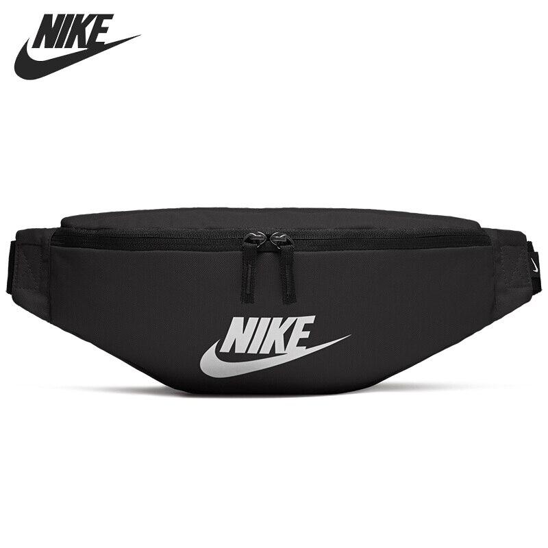 Original New Arrival  NIKE HERITAGE HIP PACK Unisex Waist Bags Sports Bags