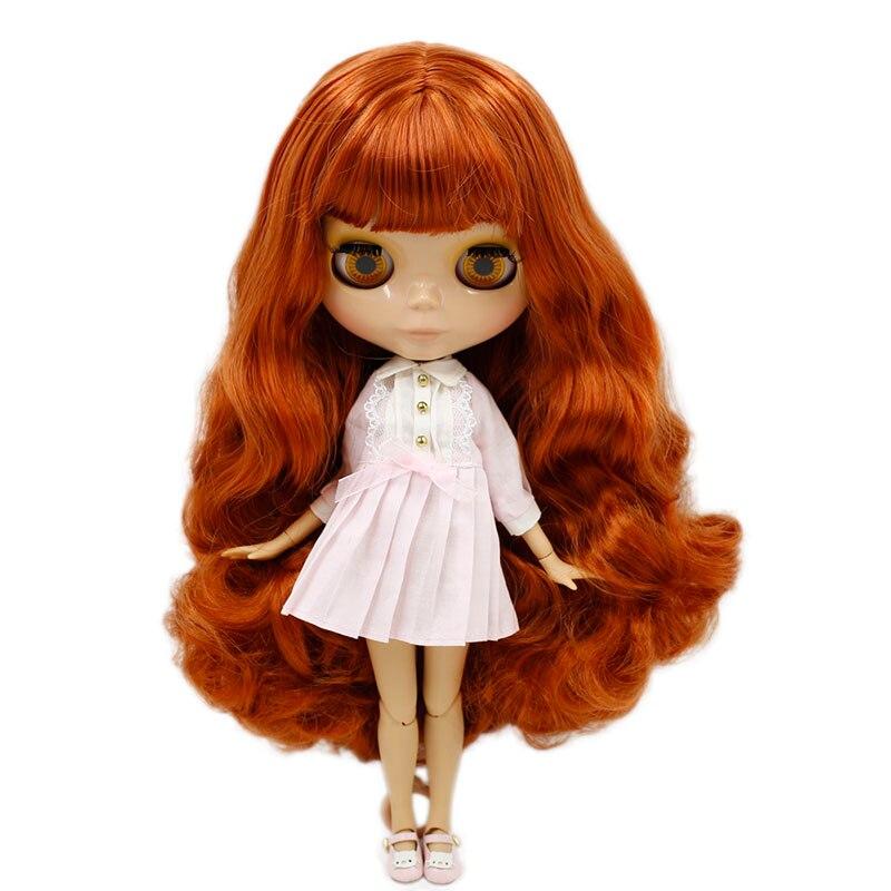 Nude Blyth Doll Serires, ale nie gwarantujemy poprawności wszystkich danych. bl1027232 czerwony brązowy włosy wspólny organ spalania skóry z dużym biustem 1/6 fabryka Blyth w Lalki od Zabawki i hobby na  Grupa 1