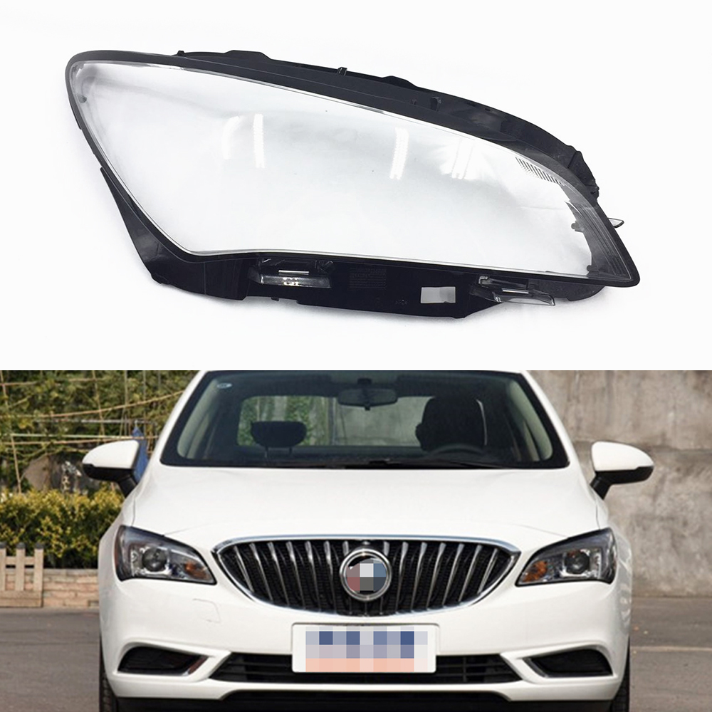 Car Headlight Lens For Buick Verano 2015 2016 2017 2018 Headlamp Lens Car  Replacement  Lens Auto Shell Cover