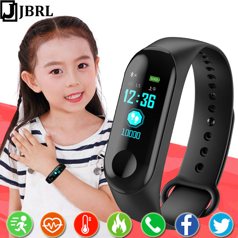 Sport IP68 Waterproof Digital Watch For Kid WristWatch Electronic LED Digital Wrist Watches Children Watch Child With Gifts 2019