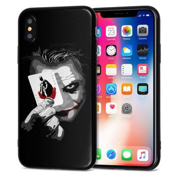 SILICON CASES FOR  iPhone 5 S SE X  6s 6 7 8 Plus XS Max XR