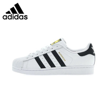 Original New Arrival Adidas Originals SUPERSTAR Unisex Skate