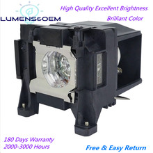 LUMENS&OEM Replacement projector lamp ELPLP89 For epson EH-TW7300/EH-TW8300/EH-TW8300W/EH-TW9300/EH-TW9300W/EH-TW9400/EH-TW9400W