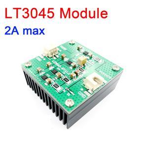 Image 1 - Módulo LT3045 1A 2A eléctrico individual, bajo ruido, lineal, regulado en 1,8 V  20V de salida 0V  15V 3,3 v 3,7 v 5v 6v 9v para amplificador de potencia RF