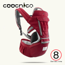 0-48 Months Baby Carrier Ergonomic Infant Kid Cushion Hipseat Front Facing Ergonomic Kangaroo Baby Wrap Sling for Baby Travel cheap coocnico 0-36 Months CN(Origin) 20KG Cotton Face-to-Face Backpacks Carriers Solid DXA0052