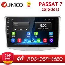 "10 ""2G + 32G Android 8,1 4G red RDS auto Radio Multimedia reproductor de vídeo para VW Volkswagen Passat B7 B6 2010-2015 Magotan CC DSP"