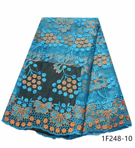 Image 5 - Najlepsze wino czerwone francuskie tiulowe siatka koronka najnowsze nigeryjskie afrykańskie tkaniny dla damska suknia ślubna z kamieniami haftowane 1F248