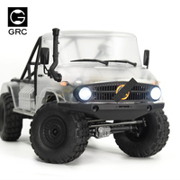 GRC U10 mid grille Mercedes Benz Unimog front face turn signal tail light lamp cup lampshade UMG10