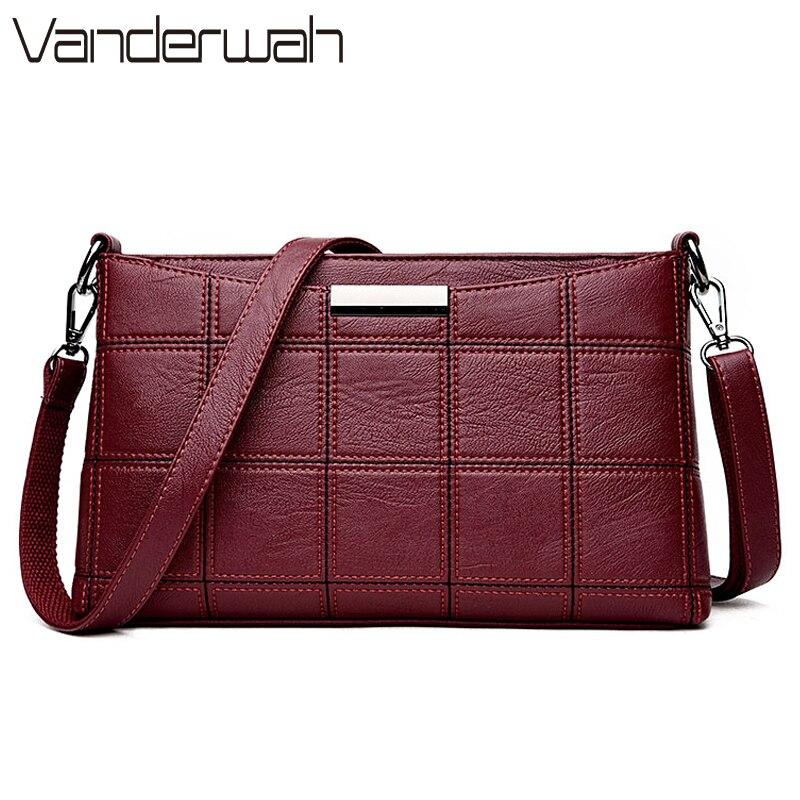 White Leather Luxury Handbags Women Bags Designer Handbags High Quality Ladies Hand Bags For Women Crossbody Shoulder Bag Bolsa