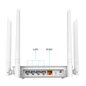 Image 4 - Беспроводной маршрутизатор Wavlink AC1200, мощный двухдиапазонный Wi Fi расширитель с антеннами с высоким коэффициентом усиления 4*5 дБи, более широкое покрытие, WPS простая настройка