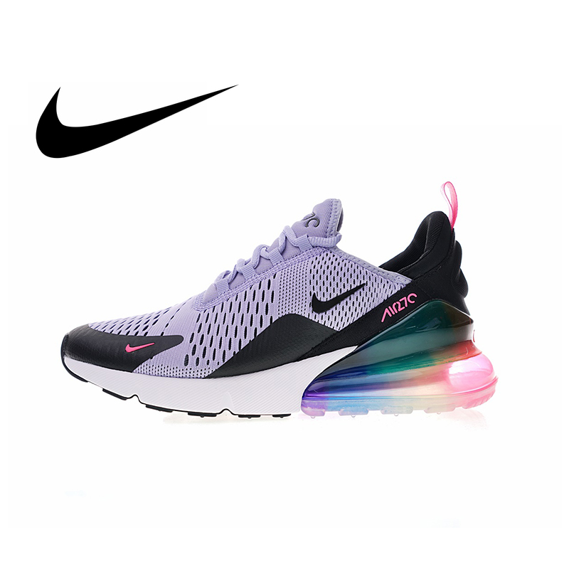 Original Authentic NIKE AIR MAX 270 Women's Running Shoes Sports Breathable Comfortable Outdoor Sneakers Fashion New AH6789-700