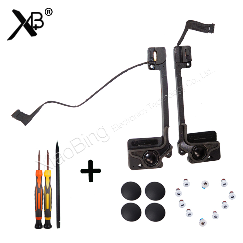 Left   Right A1502 Speaker  bottom screws for MacBook Pro 13inch Retina A1502 Speakers Late 2013 Early 2014 2015 923-0557 923-00509
