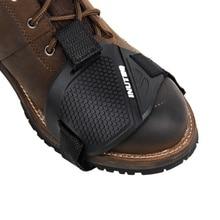 Мужская мотоциклетная обувь; защитная обувь; мотоциклетные ботинки; Прямая поставка