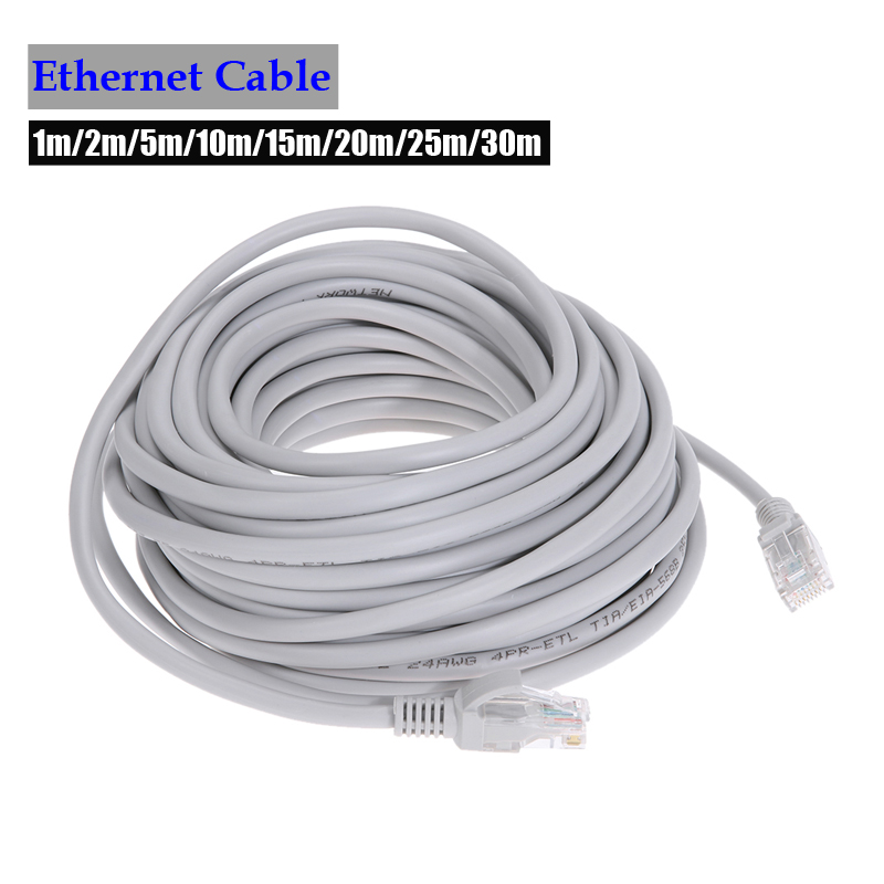 Ethernet Cable High Speed RJ45 Network LAN Cable Router Computer Cable For Computer Router 1m/1.5m/2m/3m /5m/10M/15m/20m/25m/30m
