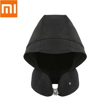 Xiaomi Youpin Shading Neck Pillow U-shaped Travel Portable Nap Breathable Shade