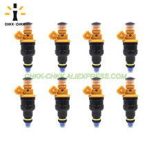 CHKK-CHKK 0280150943 F0TE-D5A fuel injector for Ford Excursion Mustang E-150 E-250 E-350 F-150 F-250 Expedition 4.6L 5.4L 7.3L