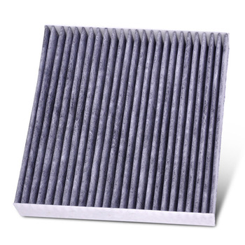 1pc Carbon Fiber Cabin Air Filter For Toyota Corolla Camry / Tundra / Yaris For Lexus ES350 GS350 GS430 Cabin Air Filter image