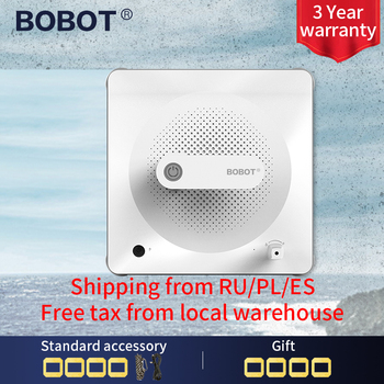 BOBOT Newest Window Robot Vacuum SINGFEI WIN3060 Upgrade of WIN3060 Window Vacuum Cleaner 3 Working Modes APP/Remote 1